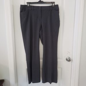 3/$25 Lane Bryant gray trousers sz 18 Average